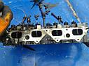 Головка блока цилиндров (ГБЦ) Mazda 323 BJ 626 GF RF2A 2,0 дизель, фото 4