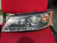 Фара левая Hyundai Sonata 2008 галоген