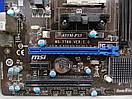 Материнская плата MSI A55M-P33 FM1 DDR3, фото 3