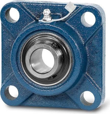 P206 Корпус-фланец закрепляемого подшипника, фото 2
