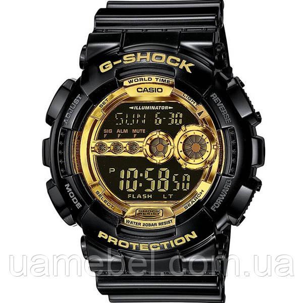 Часы мужские CASIO G-SHOCK GD-100GB-1ER ОРИГИНАЛ!