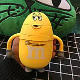 Термос M M  Dens с трубочкой, фото 4