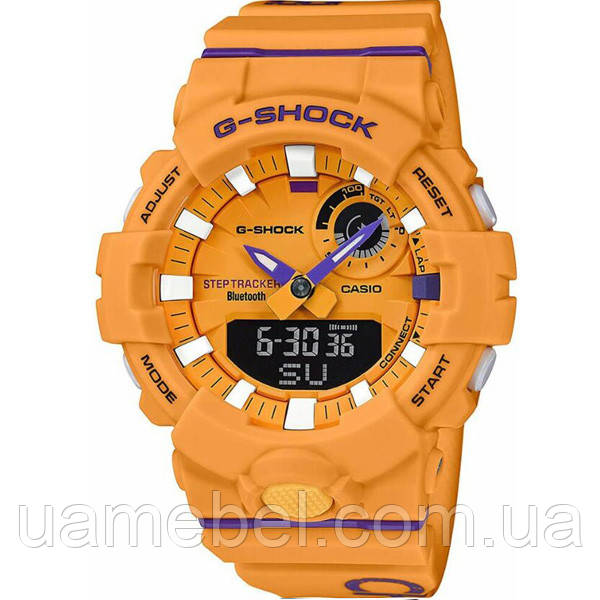 Часы мужские CASIO G-SHOCK GBA-800DG-9AER ОРИГИНАЛ!
