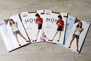 Детские колготки для танцев Mona Бежевые