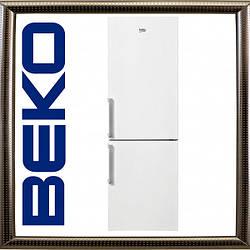 Холодильник двухдверный BEKO RCNA320K21W