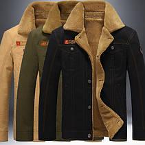 Куртки джинсові/котонновые