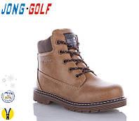 """Ботинки для мальчика зимние C853-6 (33-38) """"Jong-Golf"""" купить оптом на 7км"""