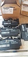 Колодки тормозные Задние AUDI Q7 05-15, Porsche Cayenne 02-10, VW Touareg 03-10  7L0698451B