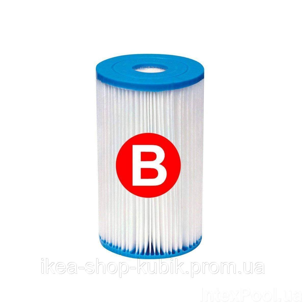 Картриджный фильтр насос Intex 28634, 9 463 л/ч, тип B 3