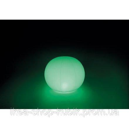 Светодиодная декоративная подсветка, фонарь Intex 68695 «Глобус& 4