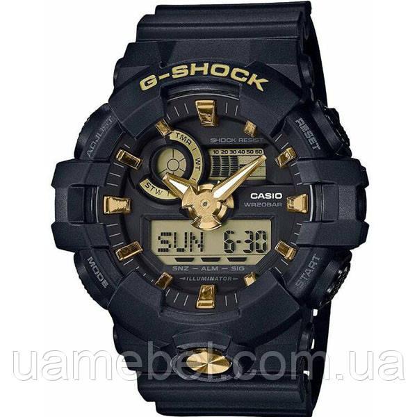 Часы мужские CASIO G-SHOCK GA-710B-1A9ER ОРИГИНАЛ!