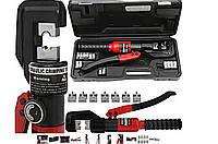 KRAFT&DELE KD10341. Гидравлический кримпер пресс-клещи для кабелей, клемм, тросов 4-70 мм² ORIGINAL GERMANIA!