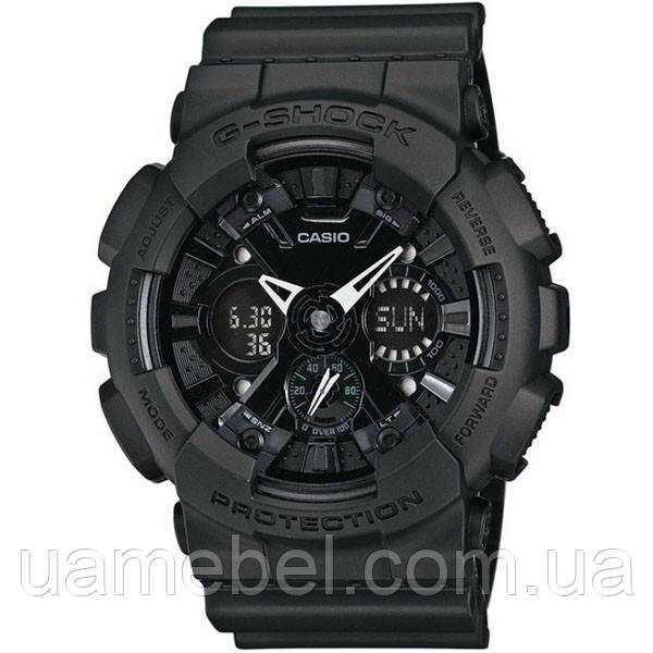 Часы наручные мужские CASIO G-SHOCK GA-120BB-1AER ОРИГИНАЛ!
