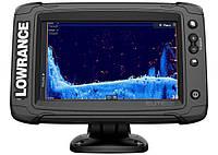 Ехолот Lowrance Elite 7 Ti 2 Active Imaging з датчиком 3 в 1 двопроміневий, кольоровий дисплей, меню, фото 2