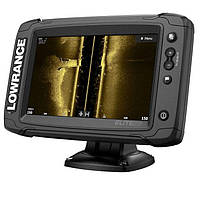 Ехолот Lowrance Elite 7 Ti 2 Active Imaging з датчиком 3 в 1 двопроміневий, кольоровий дисплей, меню, фото 4