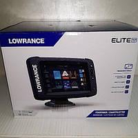 Ехолот Lowrance Elite 7 Ti 2 Active Imaging з датчиком 3 в 1 двопроміневий, кольоровий дисплей, меню, фото 6