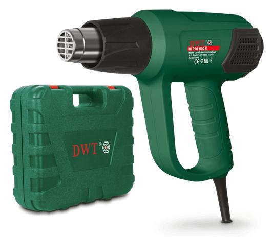 Промышленный фен DWT HLP20-600 K BMC