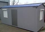 Мобильные дачные домики, фото 2