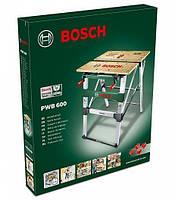 Універсальний верстат Bosch PWB 600 робочий стіл, фото 2