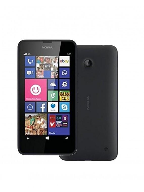 Смартфон Nokia Lumia 635 0,5/8gb Black 1830 мАч Qualcomm Snapdragon 400