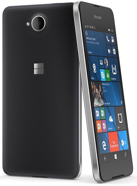Смартфон Microsoft Lumia 650 1/16gb Black Dual SIM Snapdragon 212 2000 мАч + Подарки