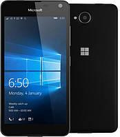 Смартфон Microsoft Lumia 650 1/16gb Black Dual SIM Snapdragon 212 2000 мАч + Подарки, фото 2