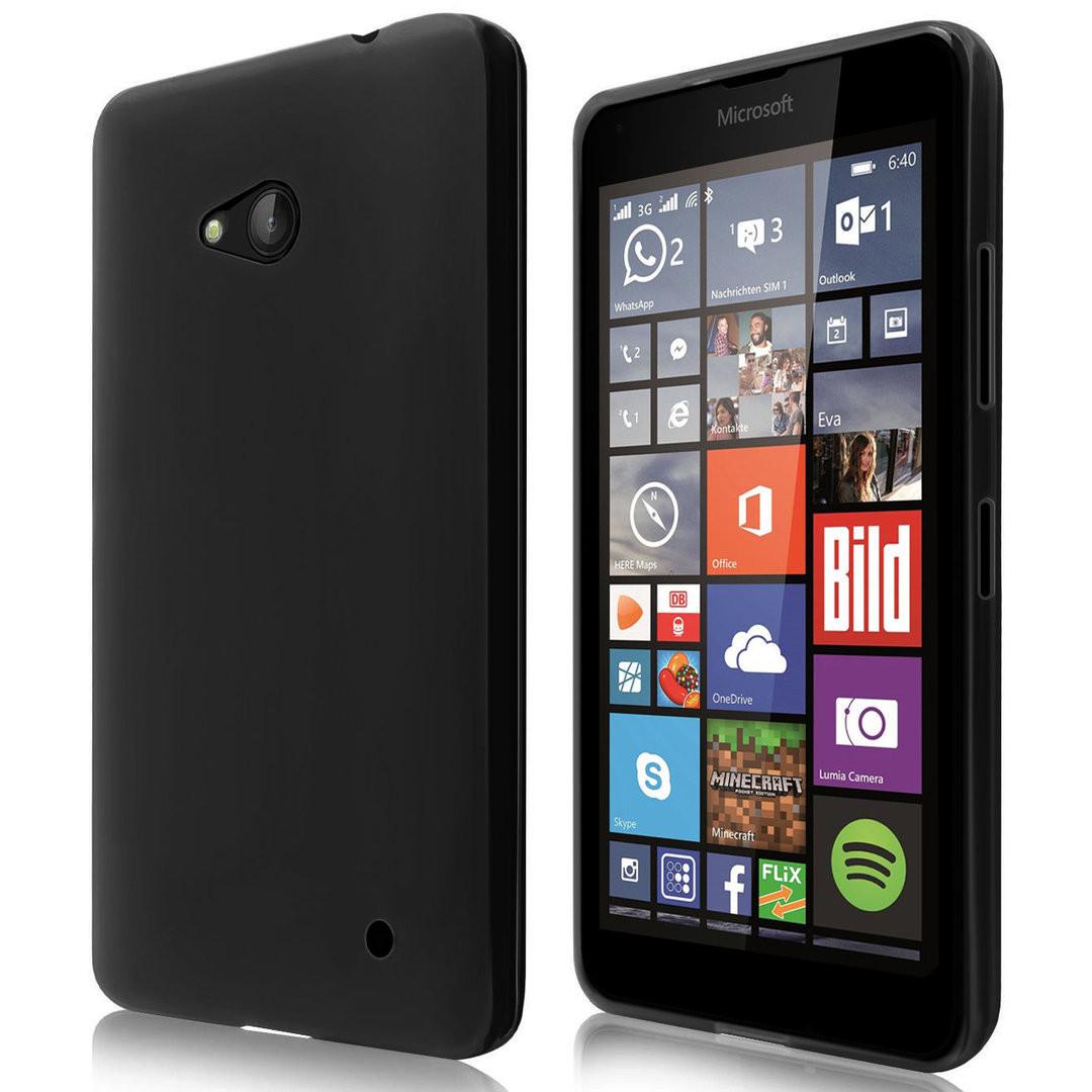 Смартфон Microsoft Lumia 640 Dual SIM HD 1280x720 3G Black + подарки