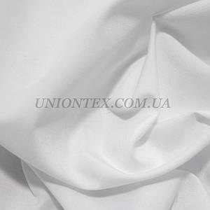 Рубашечная ткань стрейч белая