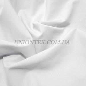 Рубашечная ткань белая 100% хлопок
