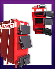 Твердотопливный котел Armet Pro - 10 кВт