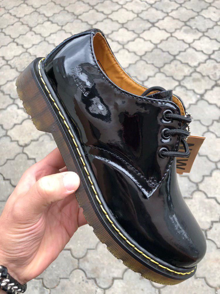 Стильные туфли DR. Martens ДЕМИСЕЗОН