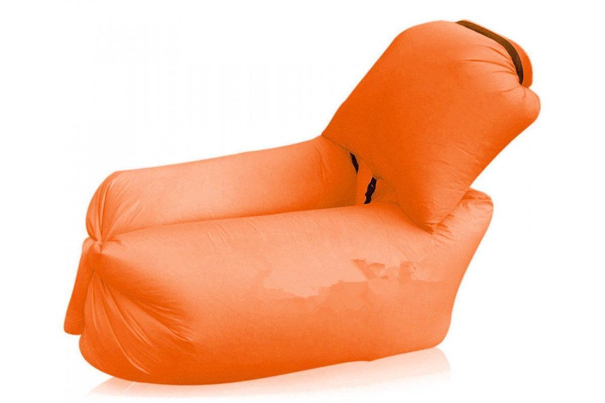 Надувной матрас-гамак Lamzac AIR SOFA с подушкой, фото 1