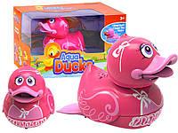 Интерактивная игрушка Утёнок красный (поёт, плавает)  Silverlit Agua Duck Moving