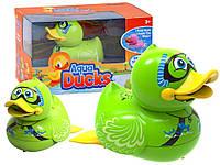 Интерактивная игрушка Утёнок зелёный (поёт, плавает)  Silverlit Agua Duck Moving