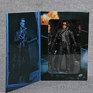 Фигурка NECA Терминатор T-800 Terminator 2 Judgment Day Show Box