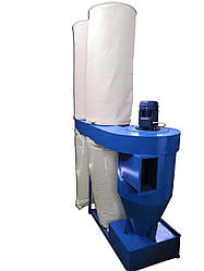 ССТ5000 Промышленный пылесос для сбора металлической стружки | пылеуловитель промышленный для заточных станков