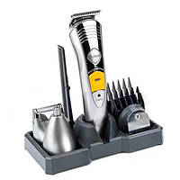 Электрическая бритва MP5580 / KM580A 7в1, Машинка для стрижки волос, Беспроводной триммер для стрижки, Бритва