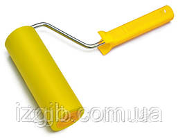 Валик прижимной, резиновый с ручкой d 6 мм, 150 мм