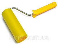 Валик прижимной, резиновый с ручкой d 8 мм, 180 мм