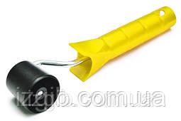 Валик прижимной, твёрдый с ручкой бочка, 45 мм