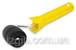 Валик прижимной, твёрдый с ручкой конус, 40 мм