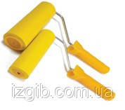 Валик HT-TOOLS 6*150мм прижимной, резиновый
