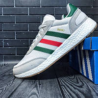 Мужские кроссовки Adidas Iniki Runner White