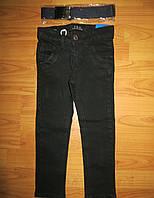 Котоновые брюки на мальчиков F&D  104, 110, 116, 122pp.