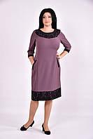 Платье с карманами миди | 0599-3 GARRY-STAR