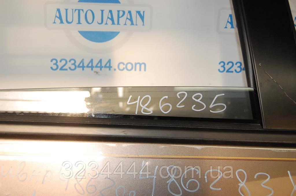 Скло дверне RR заднє праве MITSUBISHI OUTLANDER XL 07-14