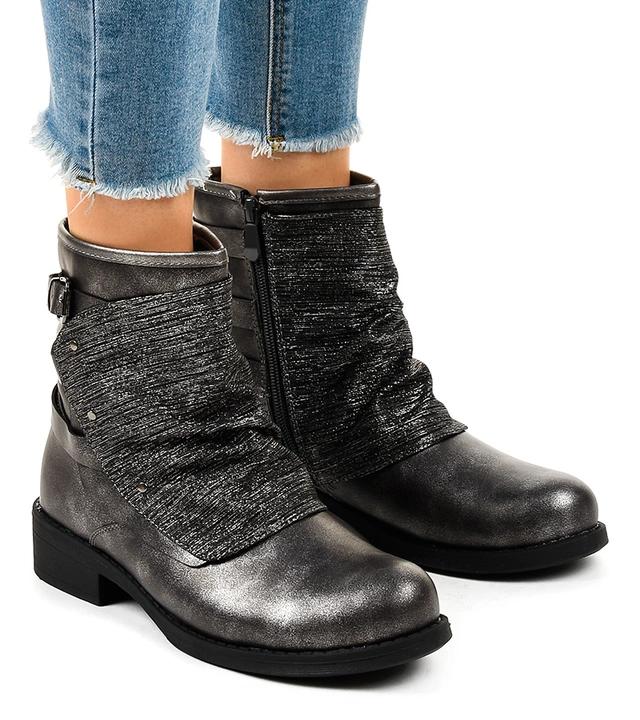 Женские ботинки Cree