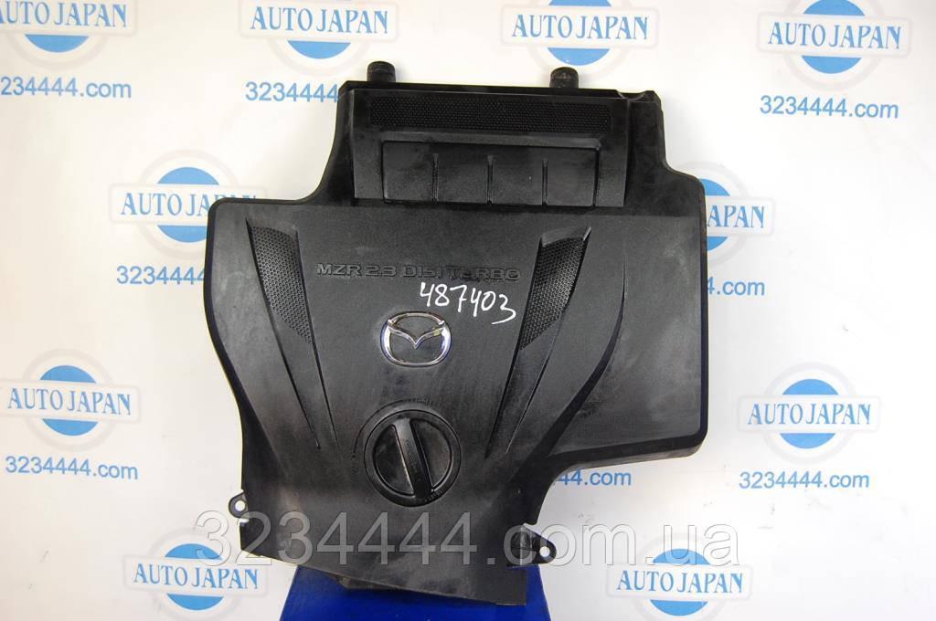 Накладка двигуна декоративна MAZDA CX-7 06-12