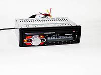 Автомагнитола Pioneer 1091 (copy) Съемная панель Usb+Sd+Fm+Aux+ пульт (4_30940166), фото 1