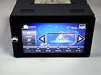 """Автомагнітола Pioneer PI-888 (copy) 2din 7""""кольорова камера і TV-антена (4_42980231), фото 1"""